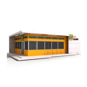 Фото проекта быстровозводимого магазина-4
